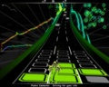 Игровой процесс Audiosurf