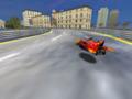 Поворот на скорости