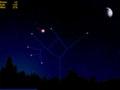 Созвездие в небе