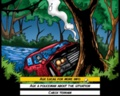 Машина и дерево