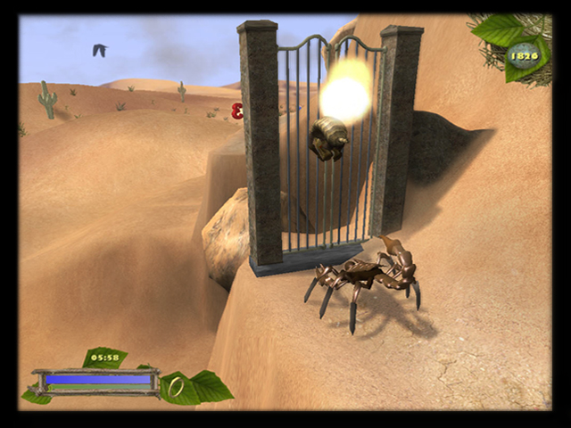 Armado Пустыня