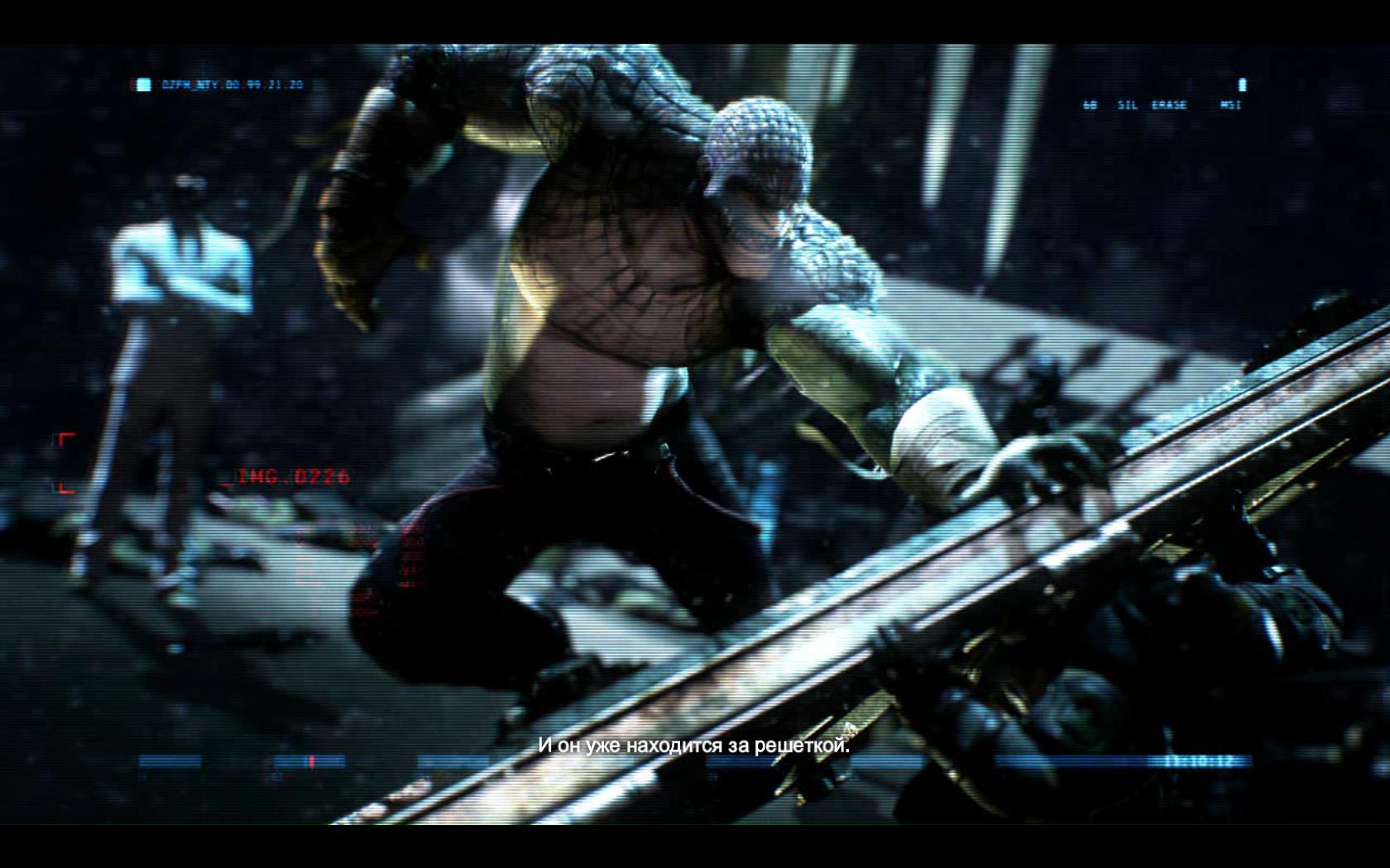 Batman: Arkham Origins Просмотр врагов