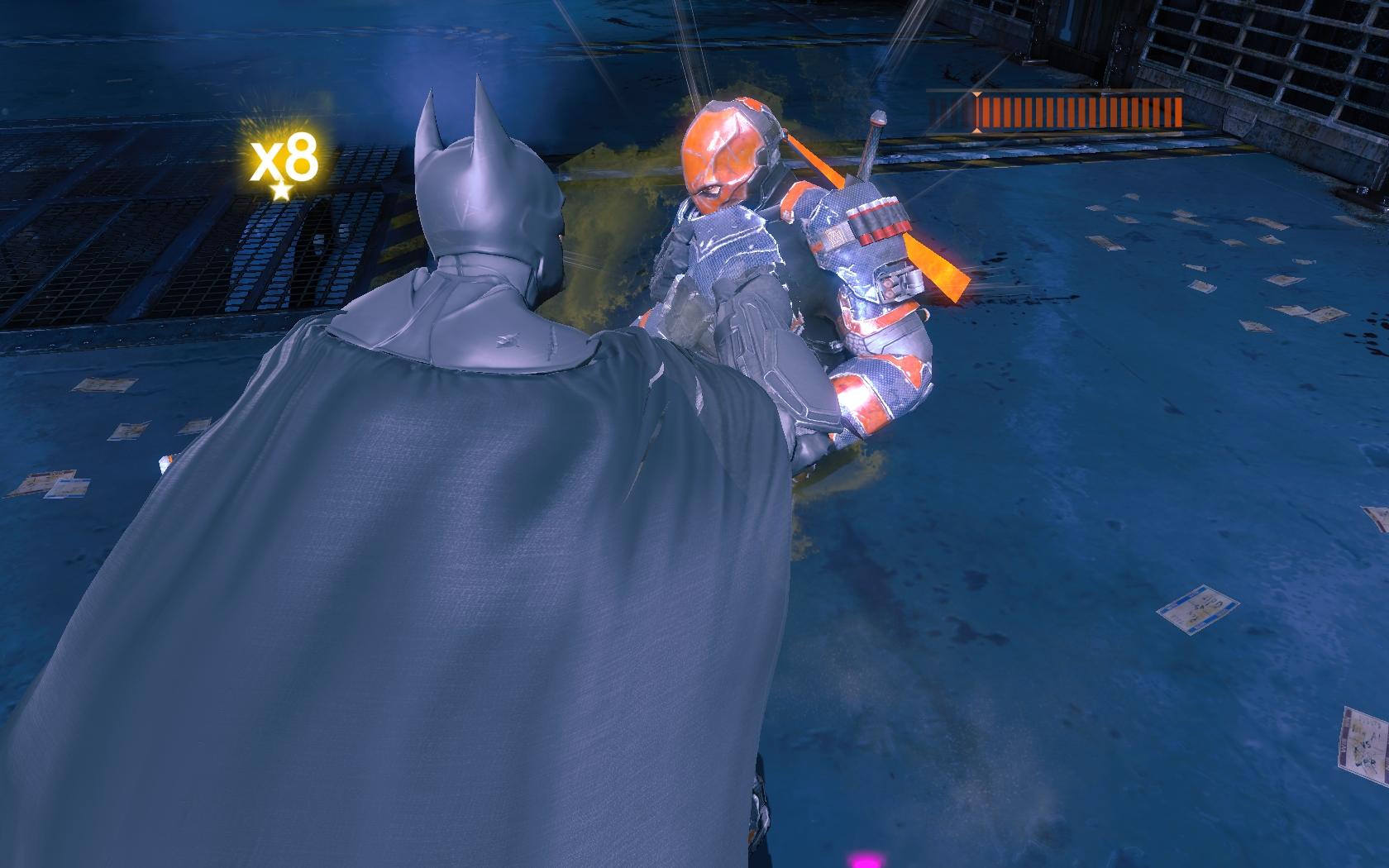 Batman: Arkham Origins Серия