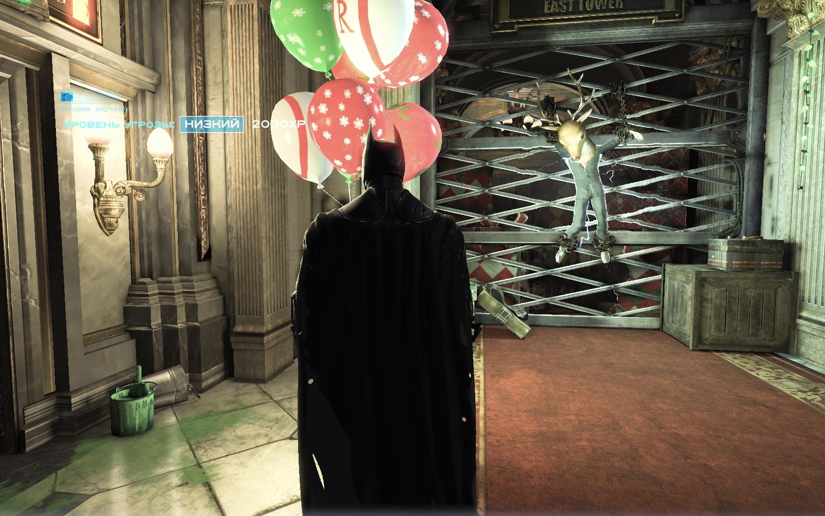 Batman: Arkham Origins Чувство юмора Джокера