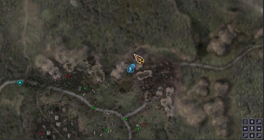Чистое Небо Военные Склады Холм 1