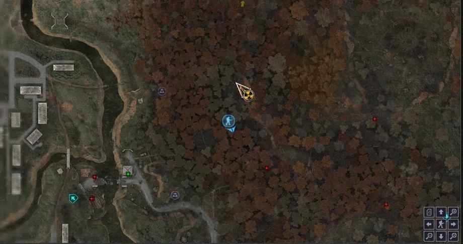 Чистое Небо Рыжий Лес Артефакт 4