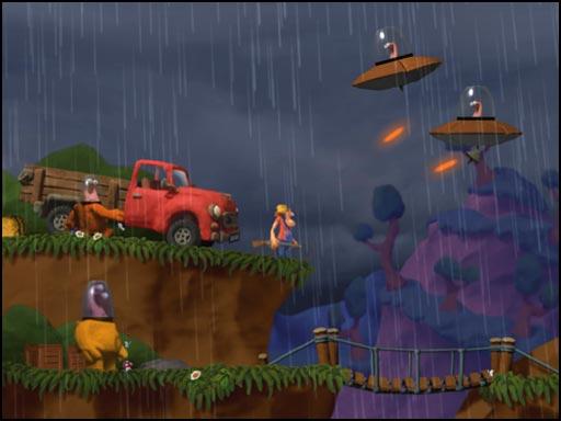 Cletus Clay Дождь