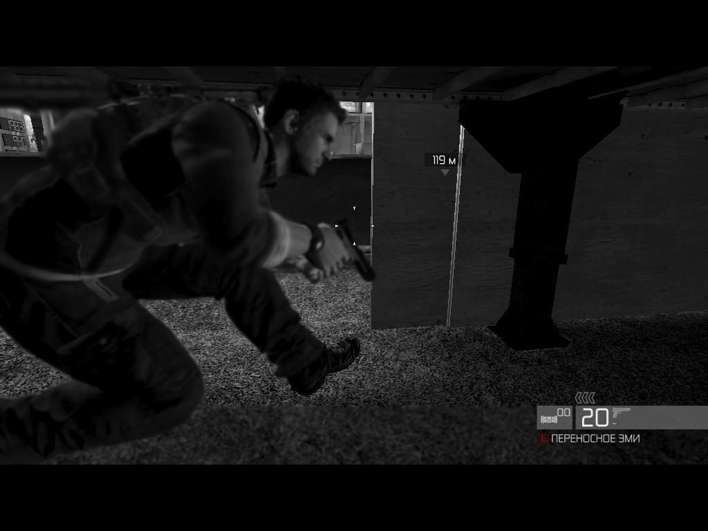Conviction Игра в прятки с бандитами