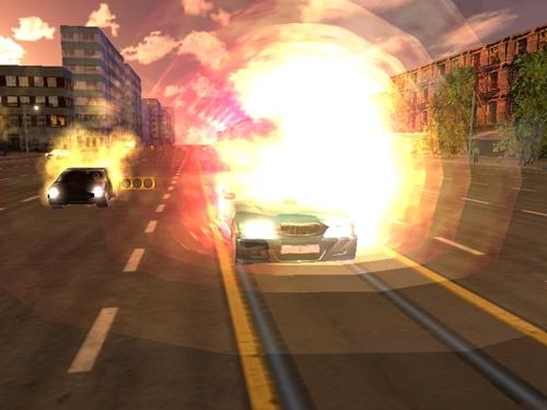 Банды нью йорка горящие машины