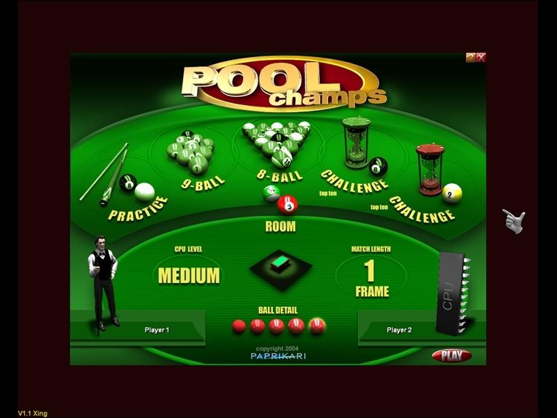 DDD Pool Меню DDD Pool