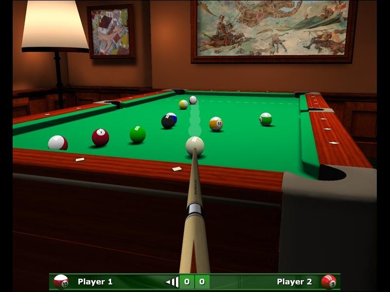 DDD Pool Игровой процесс DDD Pool