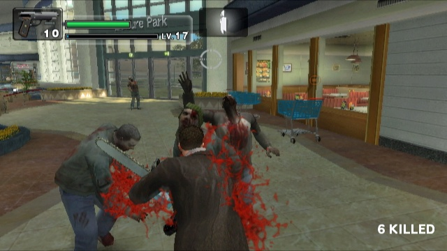 Dead Rising: Chop Till You Drop Зомби атакуют