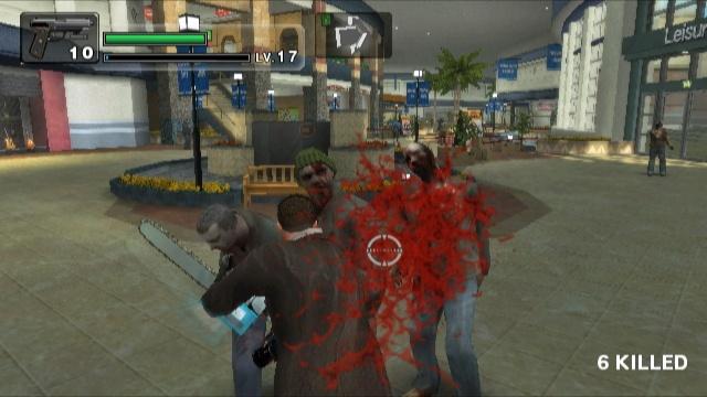 Dead Rising: Chop Till You Drop На улице