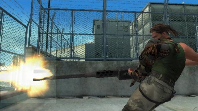 Dead Rising: Chop Till You Drop Огонь из тяжелого орудия