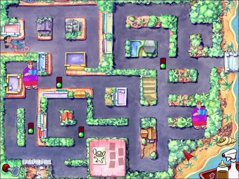 Игра лило и стич 2kmtcentral pack - 550
