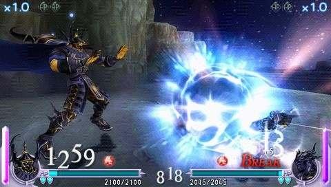 Dissidia: Final Fantasy Игровой процесс