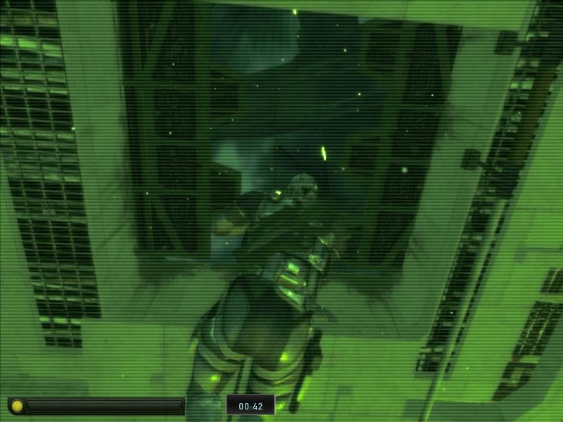 Ниже вы можете просмотреть дополнительные скриншоты к игре. Splinter Cell Double
