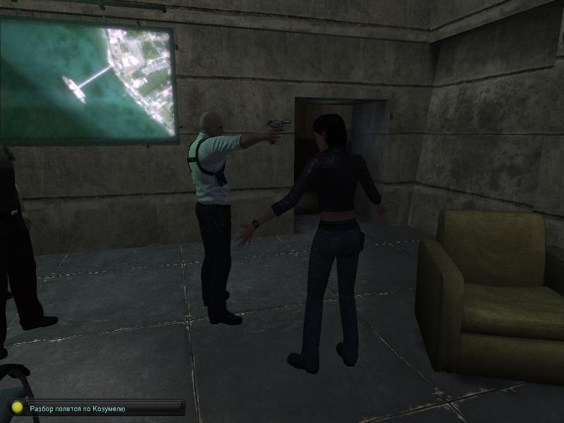 Прохождение Splinter Cell Double Agent - Нью-Йорк, Штаб АДБ, часть 3 в Скри