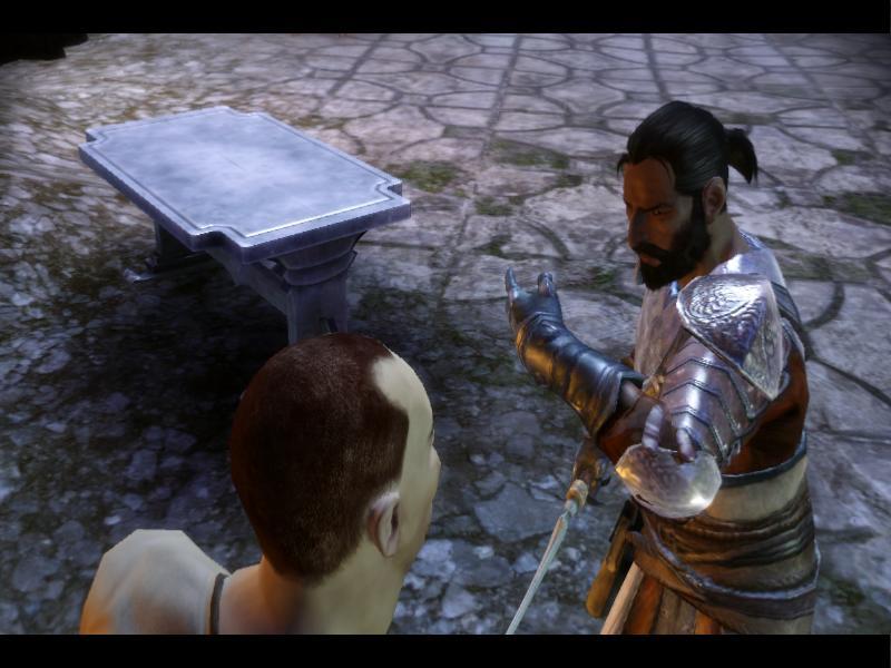 Dragon Age: Origins Не прошел посвящения