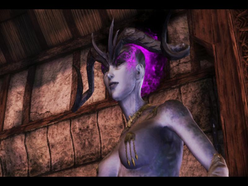 Dragon Age: Origins Демонесса