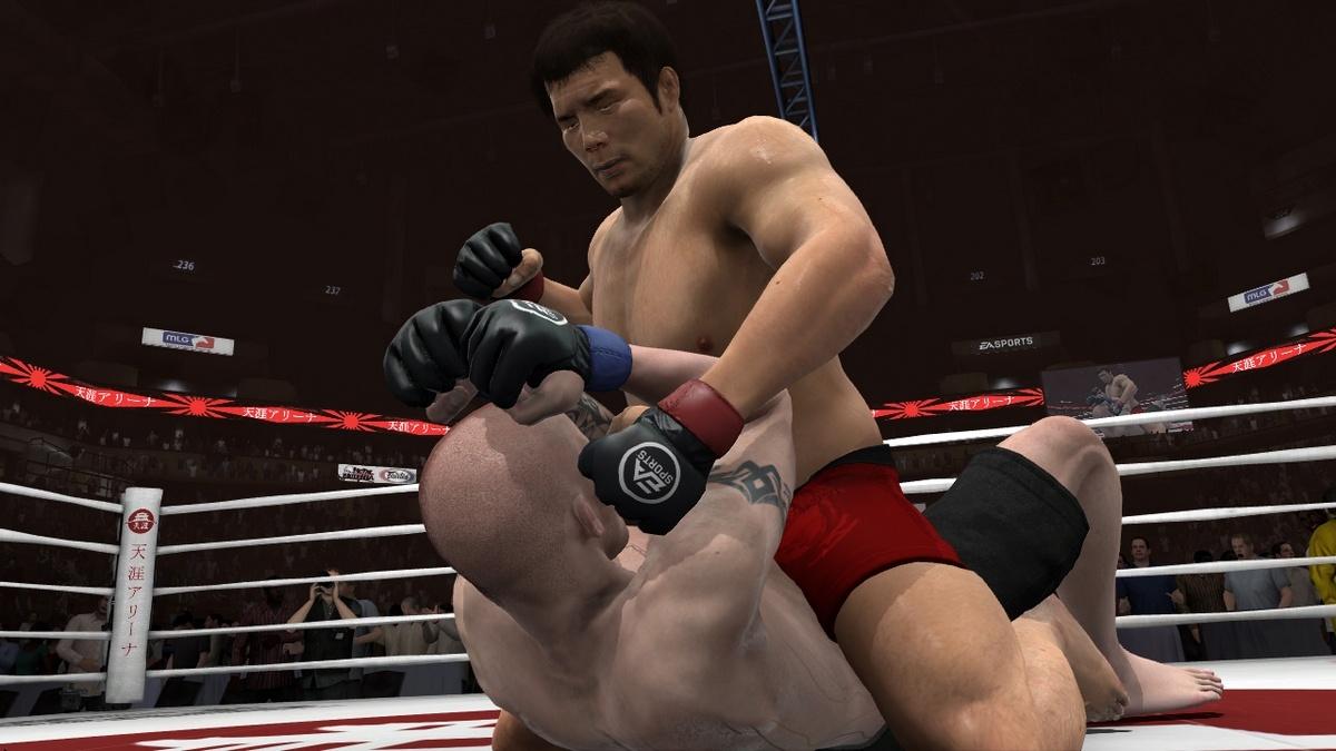 EA Sports MMA Битва