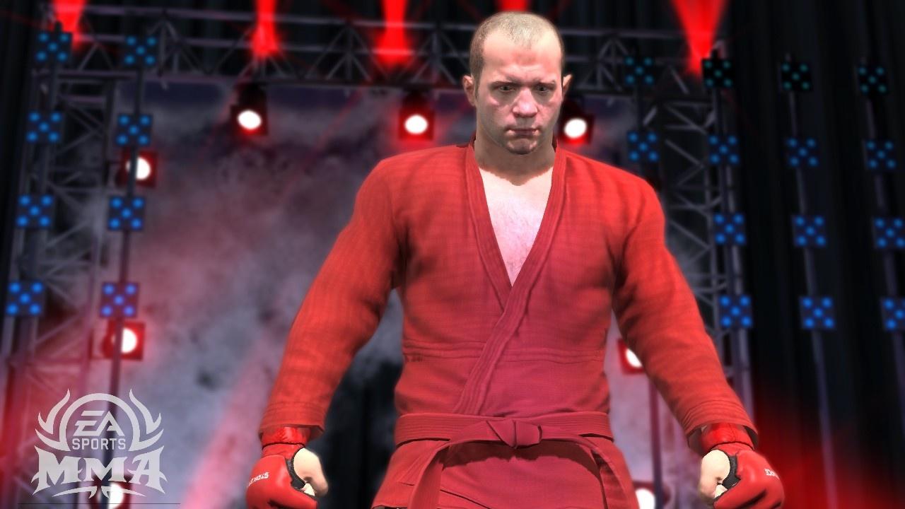 EA Sports MMA Емельяненко