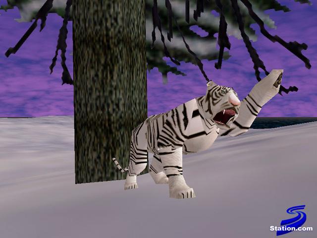 EverQuest: Scars of Velious Местная фауна