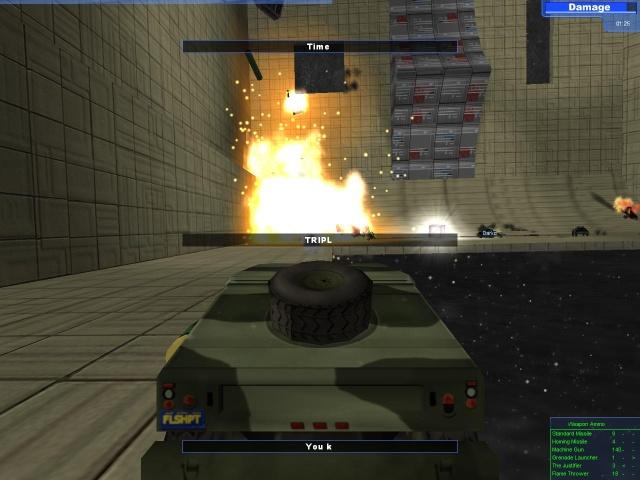 eXtreme Demolition Огонь