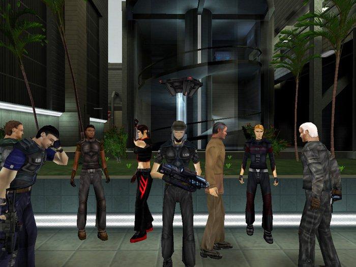 Face of Mankind Персонажи из игры