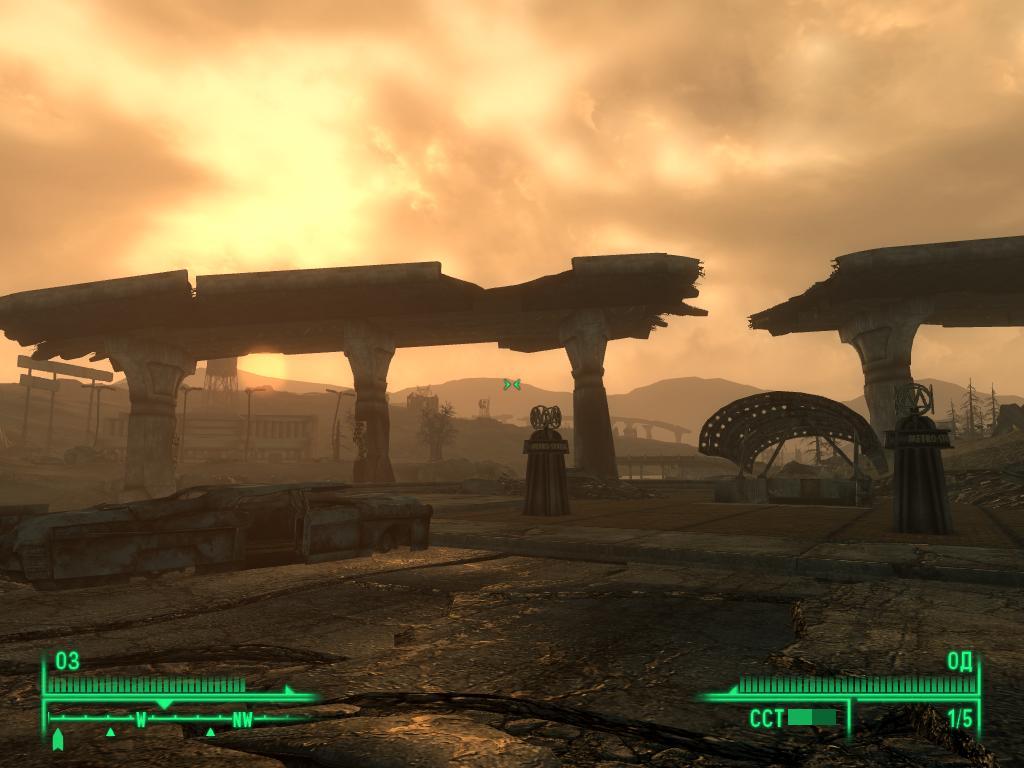 Fallout 3 Фаррагут-Вест