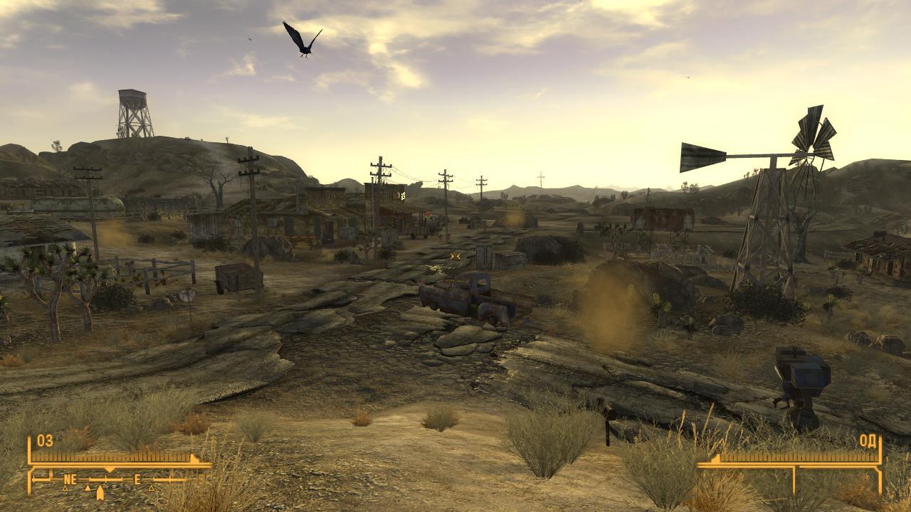 Fallout New Vegas Гудспрингс