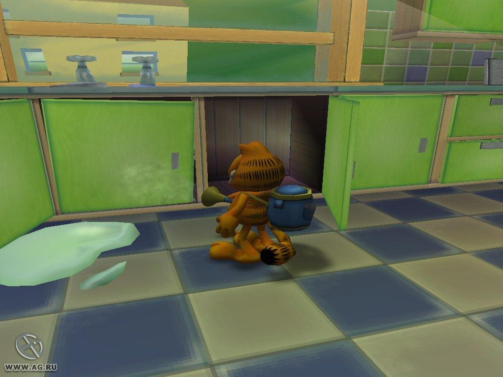 Garfield игра скачать торрент - фото 5
