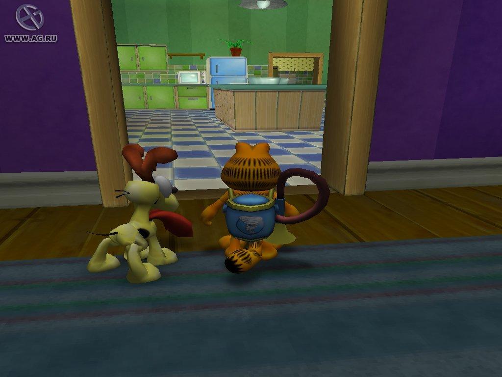 Garfield игра скачать торрент - фото 6