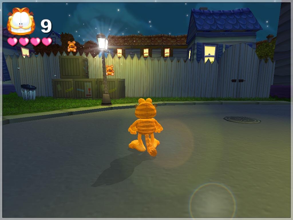 Garfield игра скачать торрент - фото 10