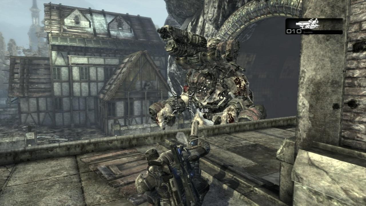Gears of War 2 Строения