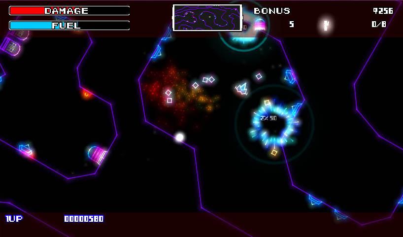 Gravitron 2 Игровой процесс