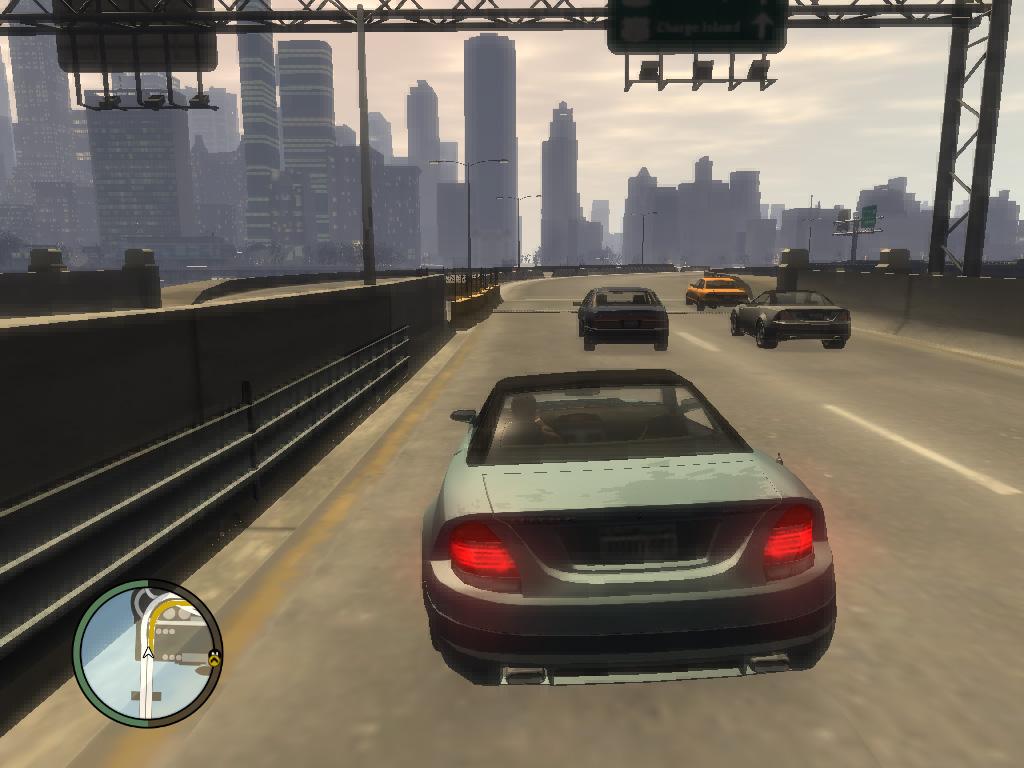 GTA 4 Дорога на Бохан
