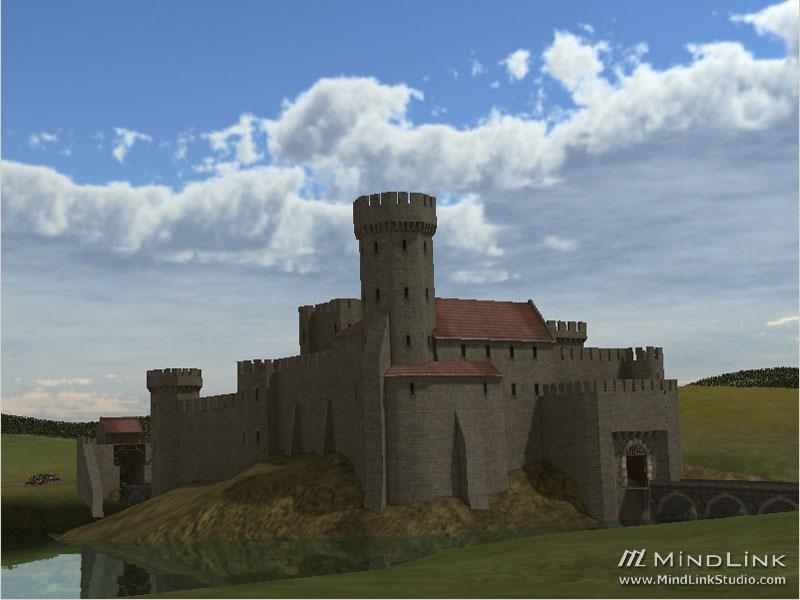 Хроника Тэлладара: Закат Замок