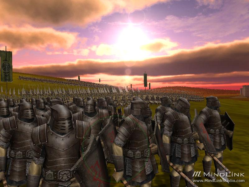 Хроника Тэлладара: Закат Потрясающий закат