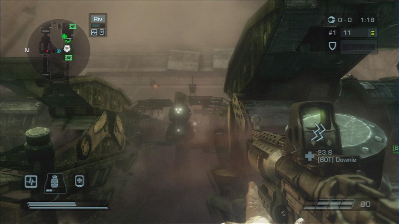 Killzone 2 Игровой процесс