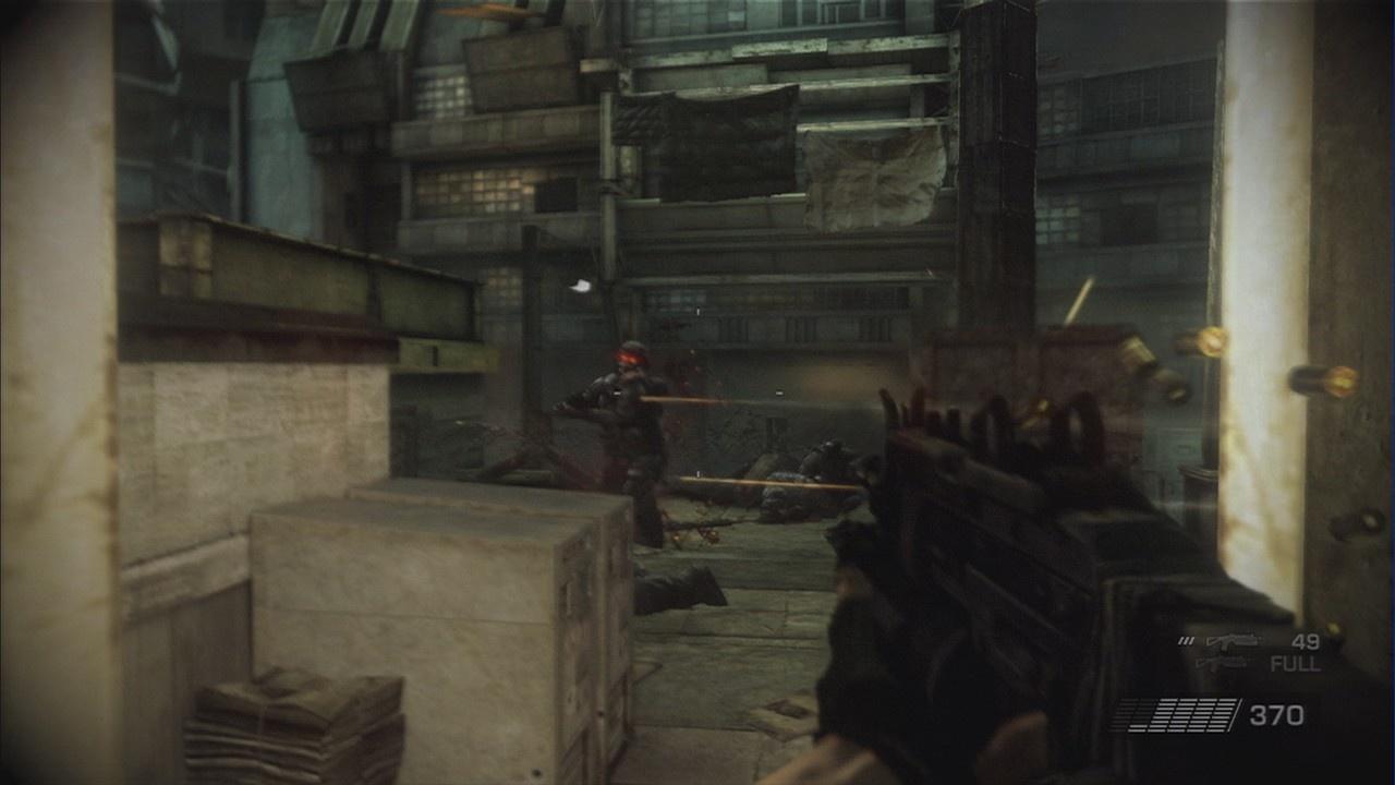 Killzone 2 Впереди враг