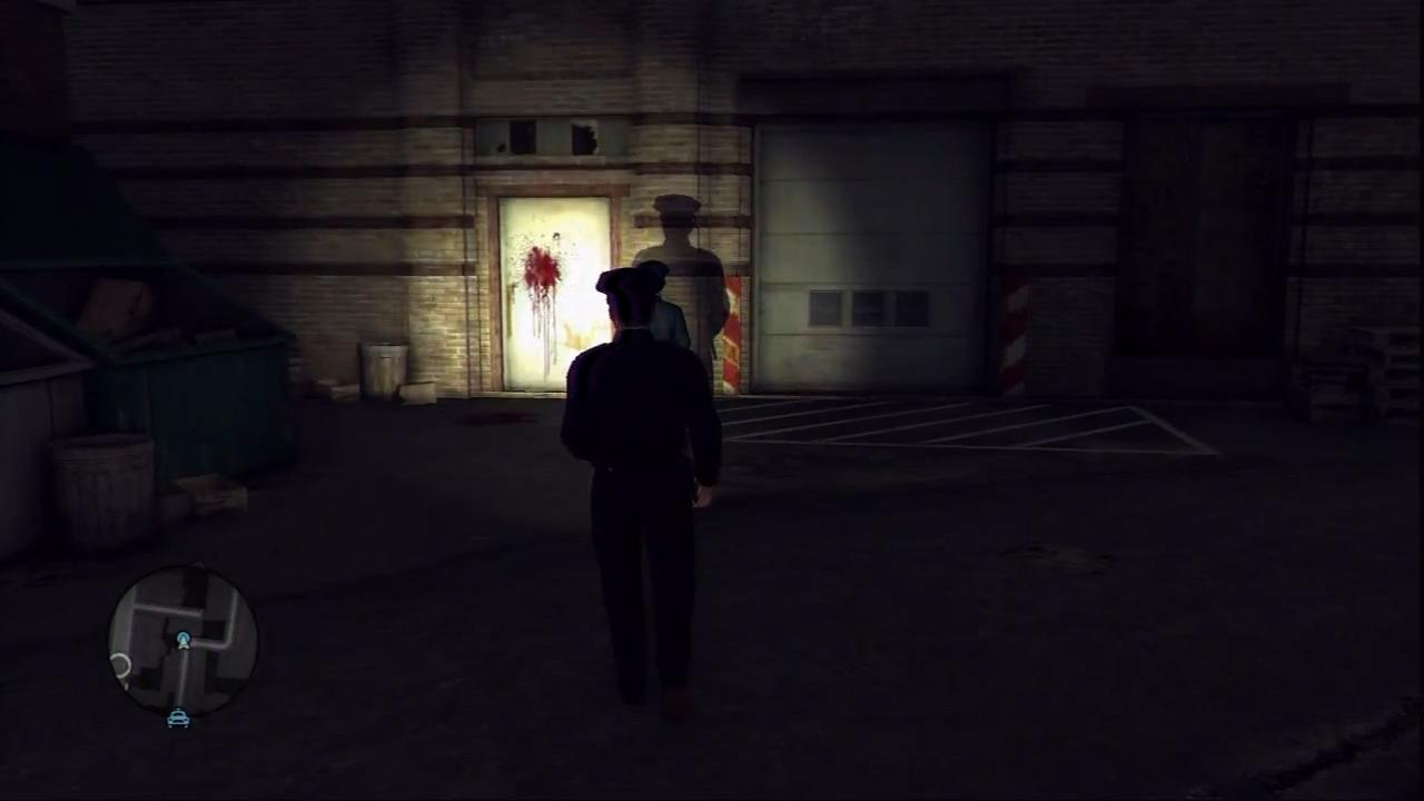 L.A. Noire Дверь