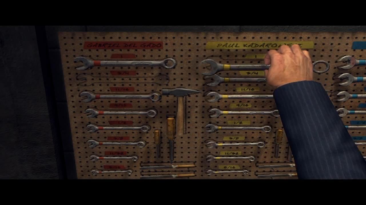 Ключи своими руками в гараже 250