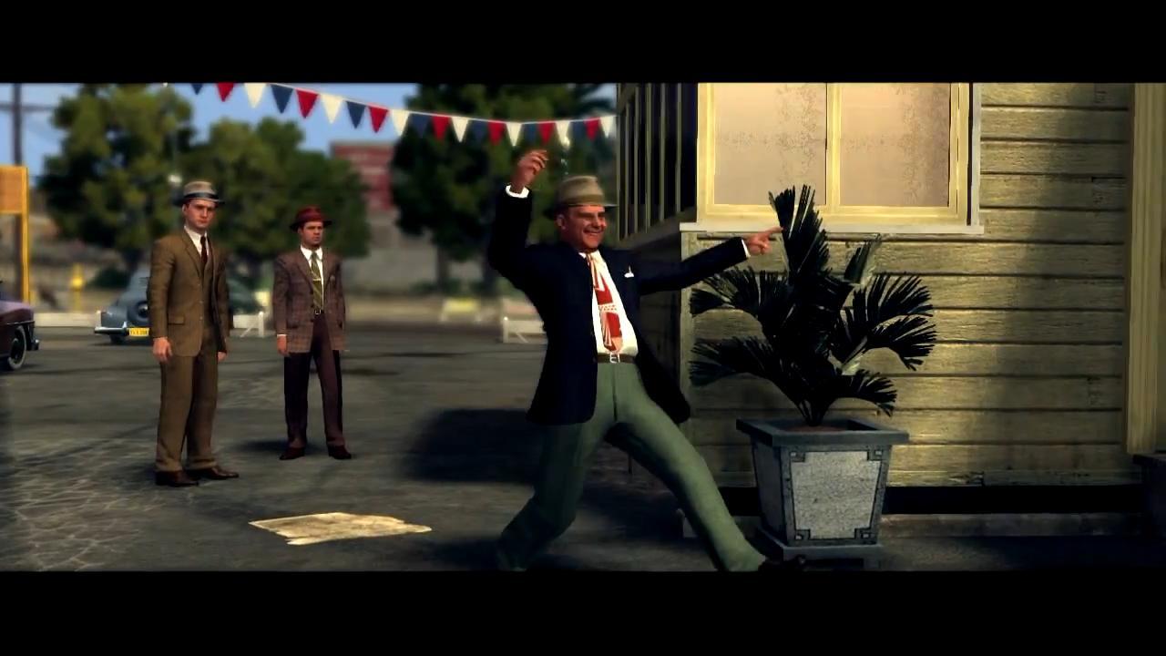 L.A. Noire Ричард Кумбс