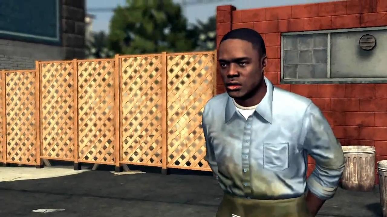 L.A. Noire Флитвуд Могран