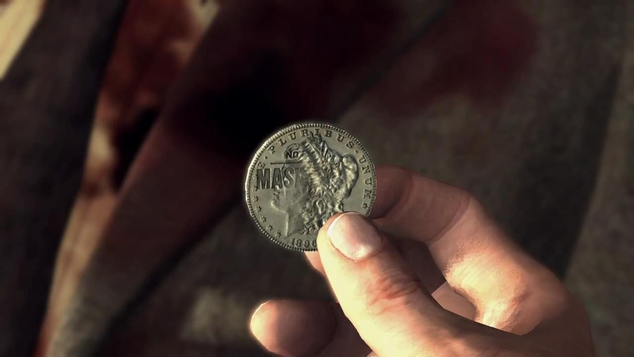 L.A. Noire Серебряный доллар