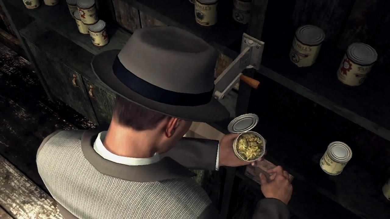 L.A. Noire Веселые баночки