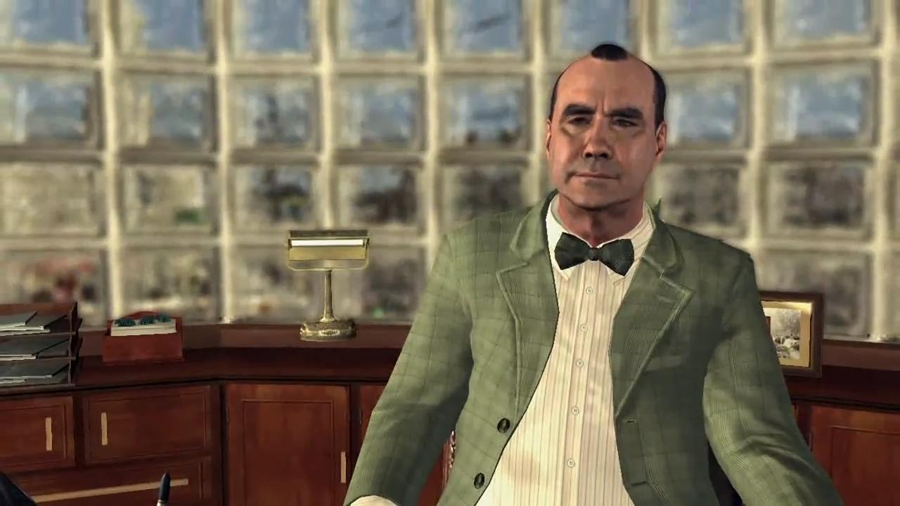L.A. Noire Говард Парнелл