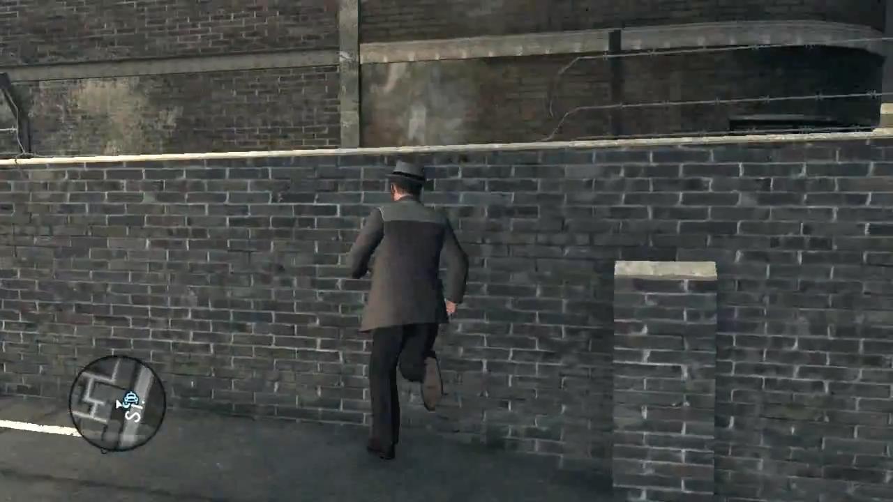 L.A. Noire Место для проникновения