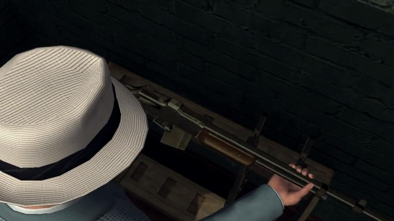 L.A. Noire Винтовки